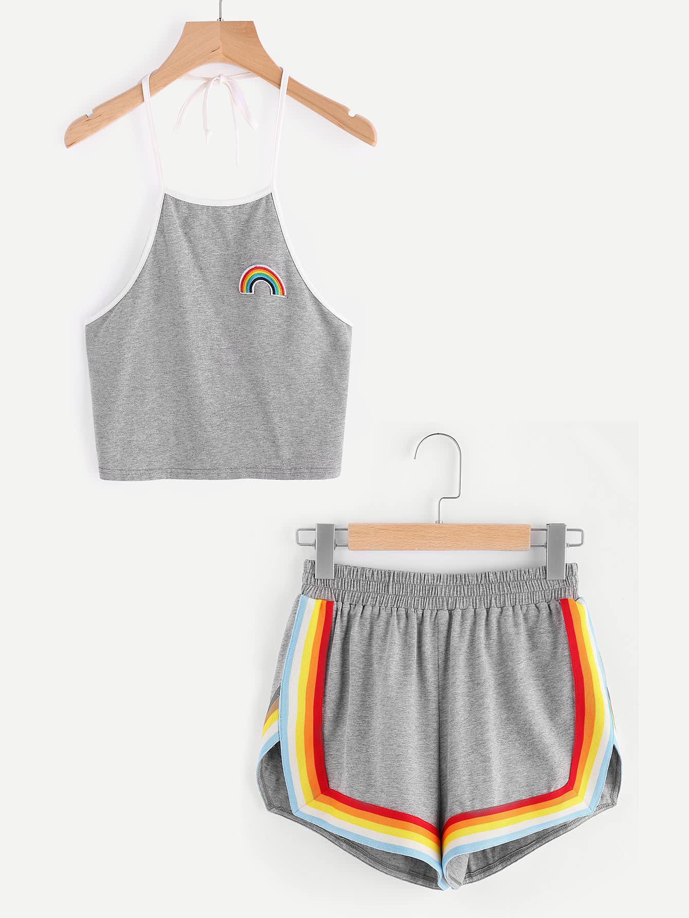 regenboog kleding