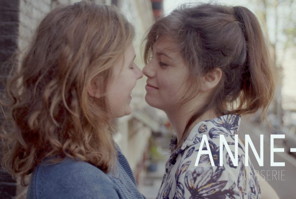 anne+ nederlandse lesbische webserie