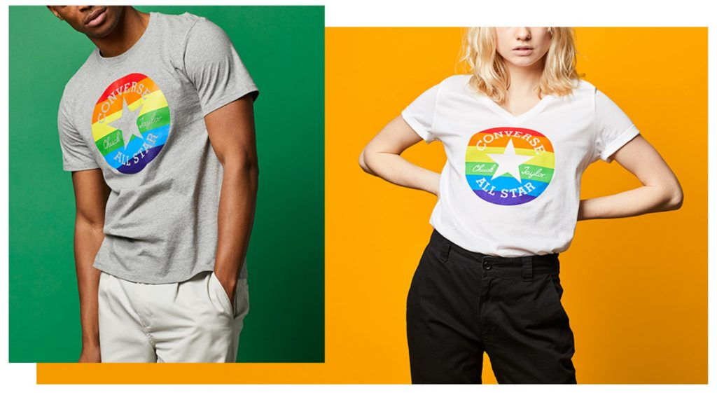 Converse x Miley Cyrus: Say Yes To All Pride collection