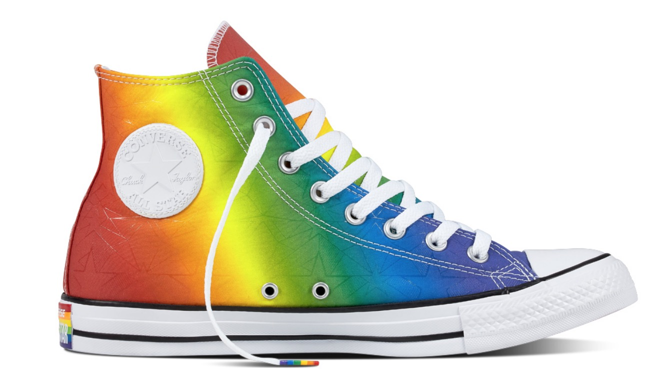83e213213b2 Converse x Miley Cyrus: Say Yes To All Pride collection