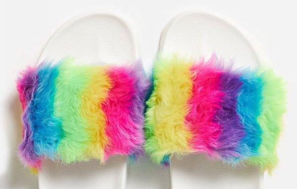 rainbow sliders ego