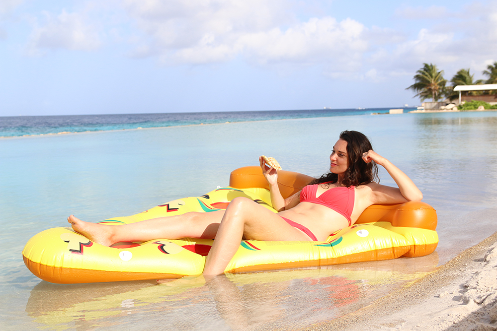 Vakantie Gadgets: Opblaasbare unicorn, opblaasbare pizza of pegasus?