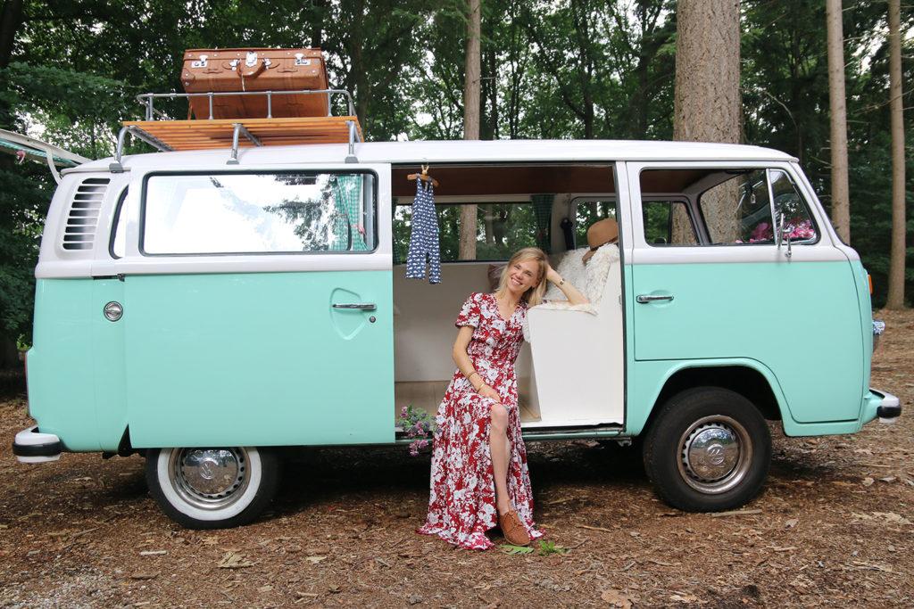 vintage volkswagen bus huren