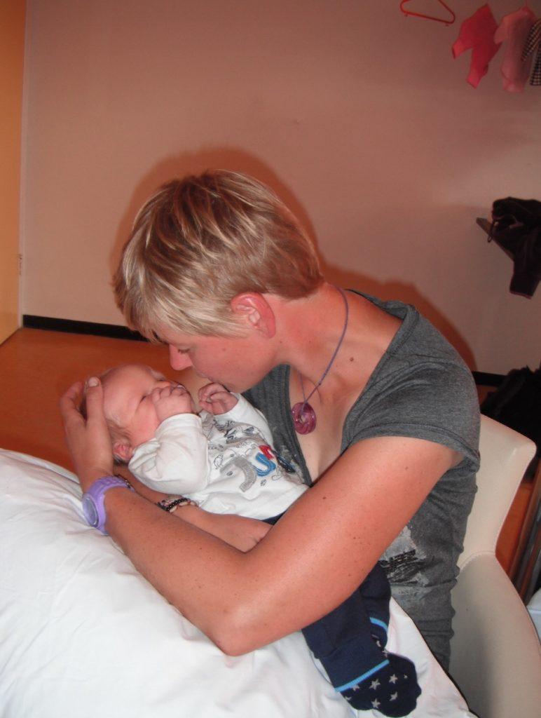 Alleenstaande, lesbische vrouw met kinderwens