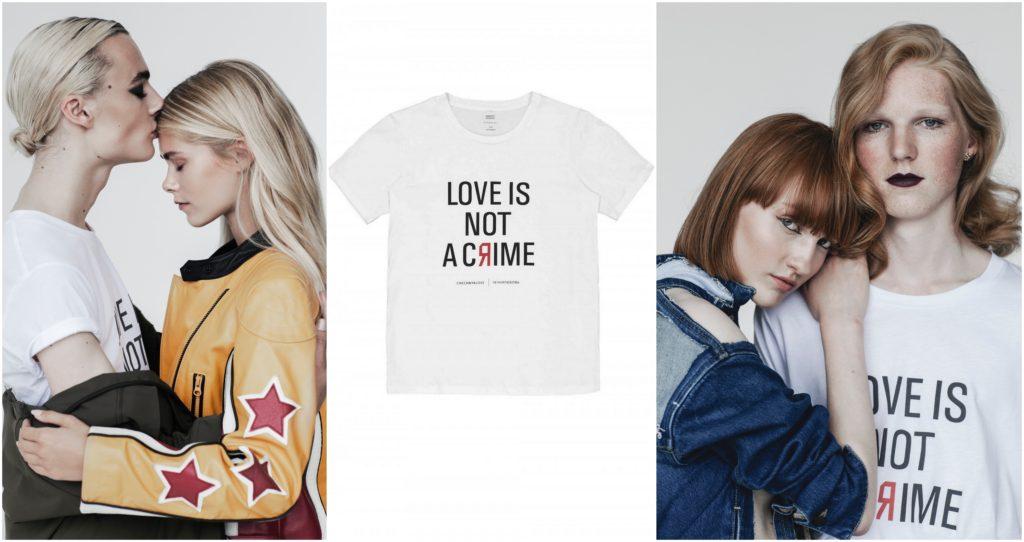 Liefde is geen misdaad
