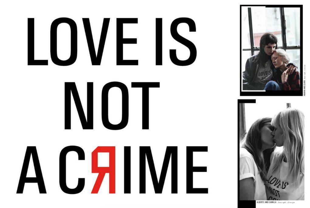Liefde is geen misdaad - Ik Vrouw van Jou