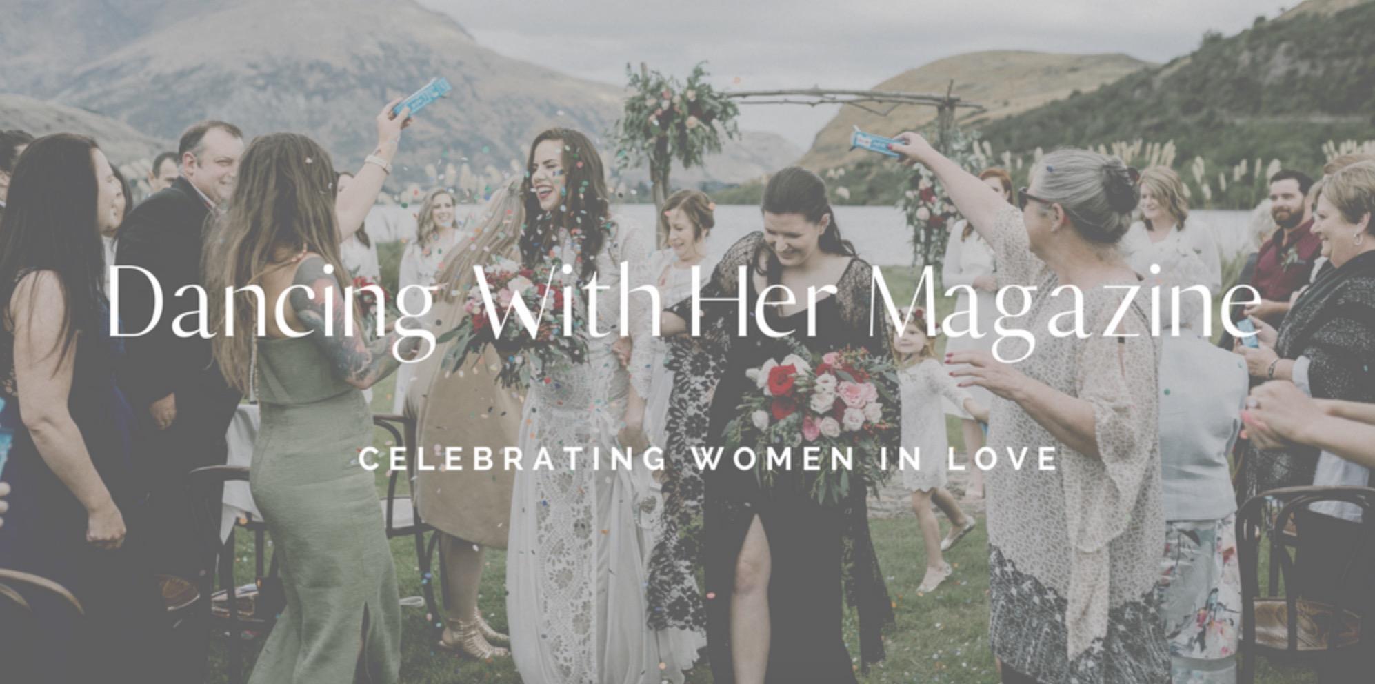 bruidsmagazine voor lesbiennes