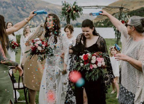 Eerste bruidsmagazine voor lesbiennes