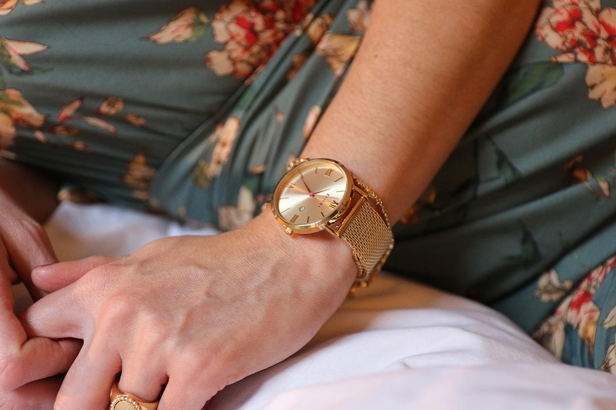 liefde voor jezelf kerst zinzi tijd horloge sieraden ketting hartje armband