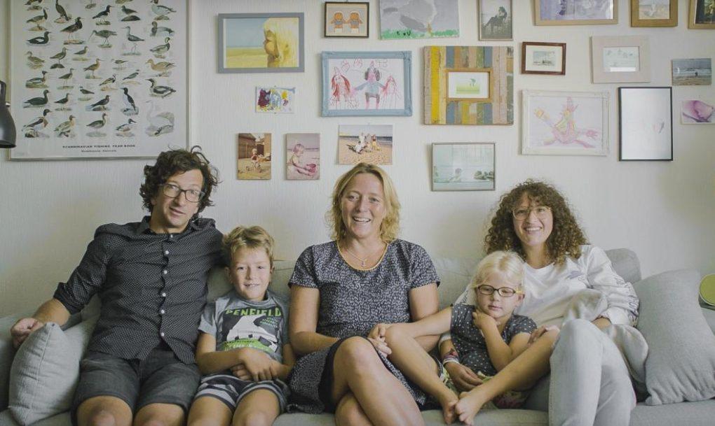Mijn gelukkige ingewikkelde familie
