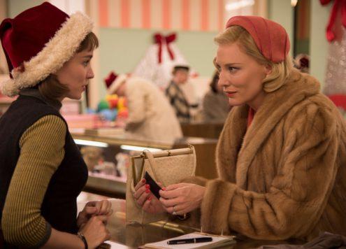 Lesbisch liefdesdrama Carol op TV - Ik Vrouw van Jou