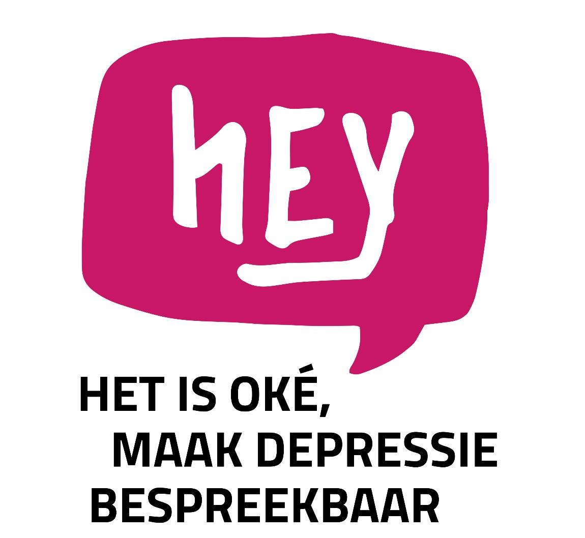 Hey! Het is oké depressie