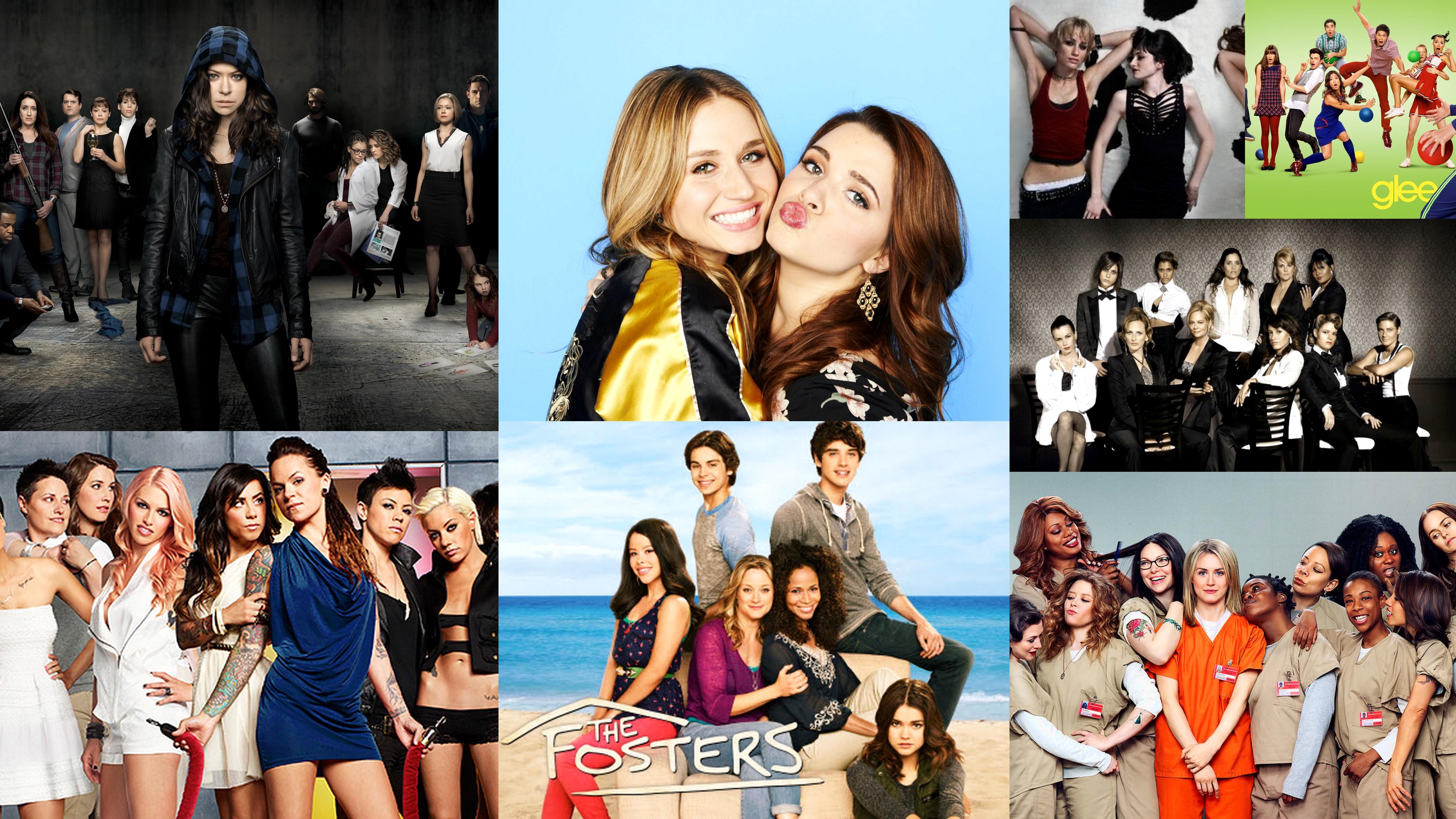 lesbische televisie series