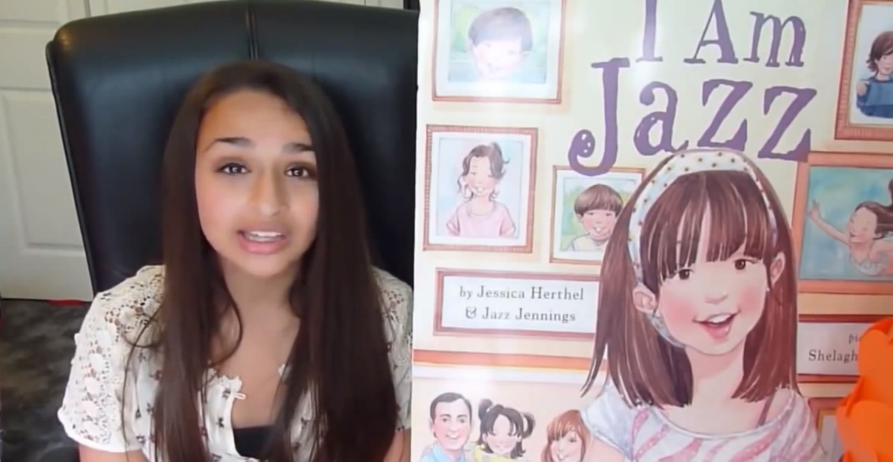 jazz jennings transgender