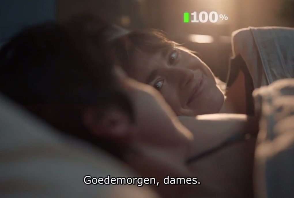 IKEA commercials met lesbisch stel