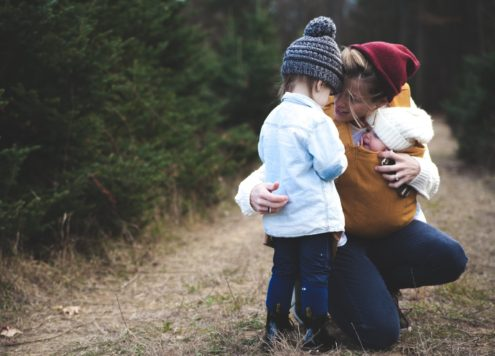 Geen moeder zonder antidepressiva