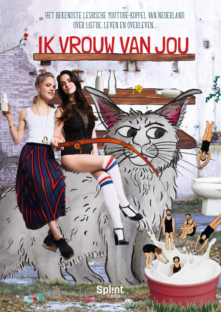 Ikvrouwvanjou boek cover