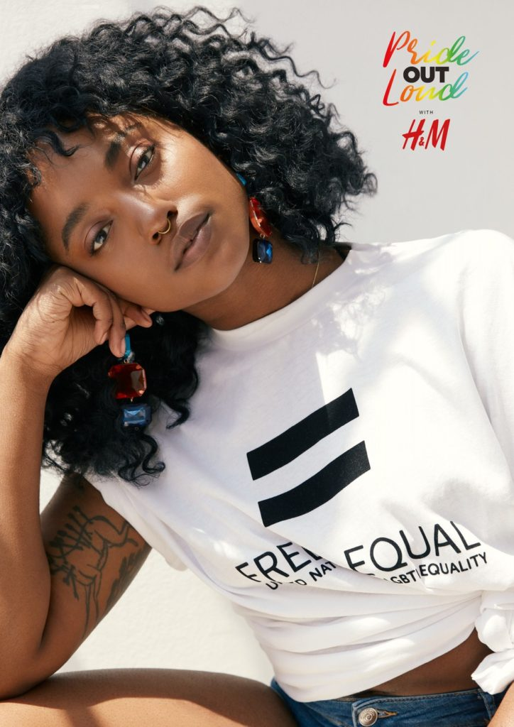 H&M lanceert Pride Collectie op 31 mei