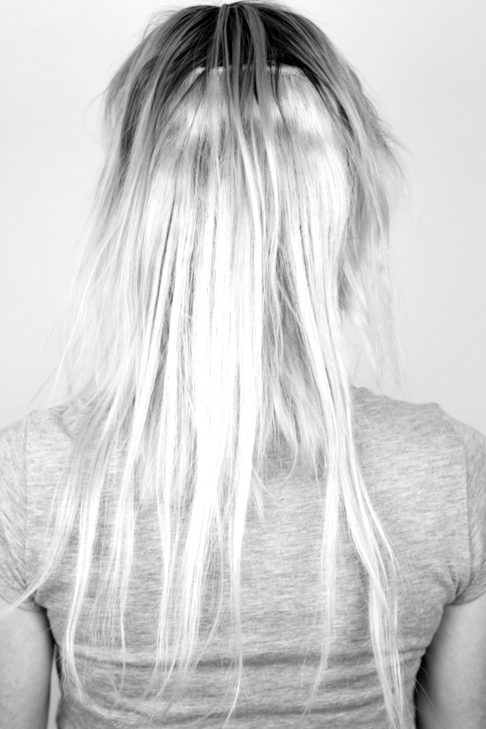 kort dun haar opsteken