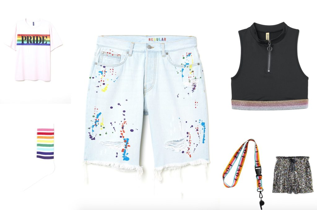 H&M komt met Pride Collectie: Pride Out Loud