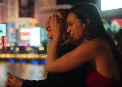 Als lesbisch koppel trouwen in Las Vegas