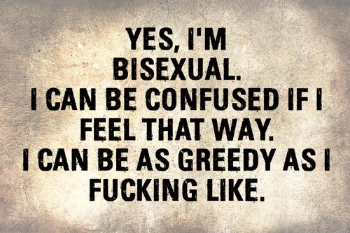 fabels en feiten over biseksualiteit