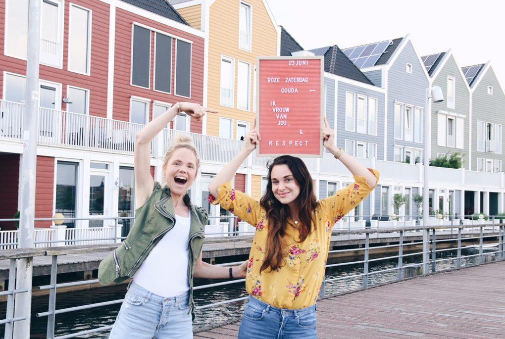 Roze zaterdag in Gouda: Leuk en belangrijk!