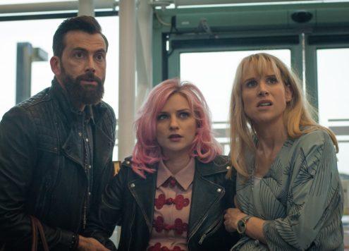 Nieuwe lesbische film: You, Me and Him