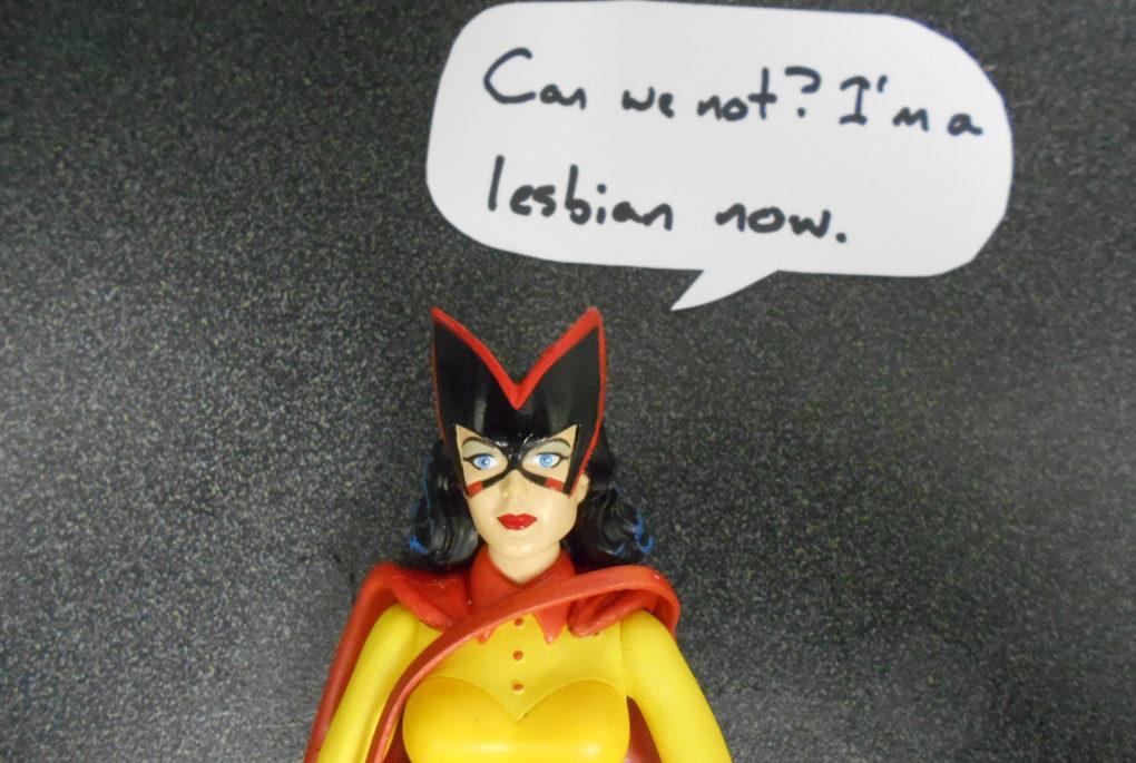 lesbische batwoman