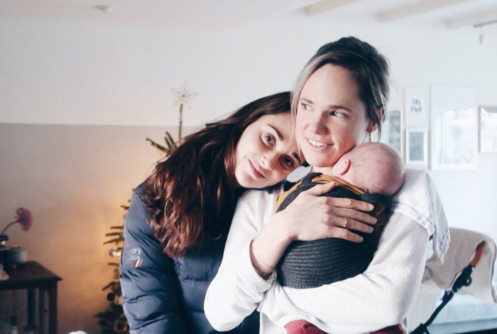 De geboorte en eerste kraamweek | Weekvlog 88