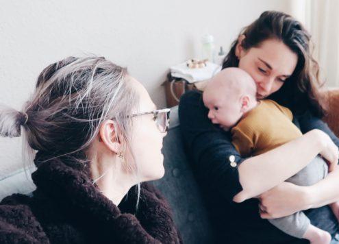 Nare reacties, sprongetjes en babymelk drinken | weekvlog 92