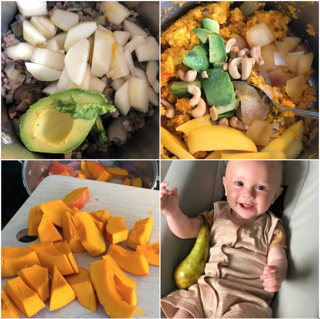 baby recepten 6 maanden