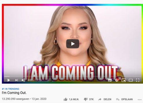 Nikkietutorials: Transgender en genderdysforie?