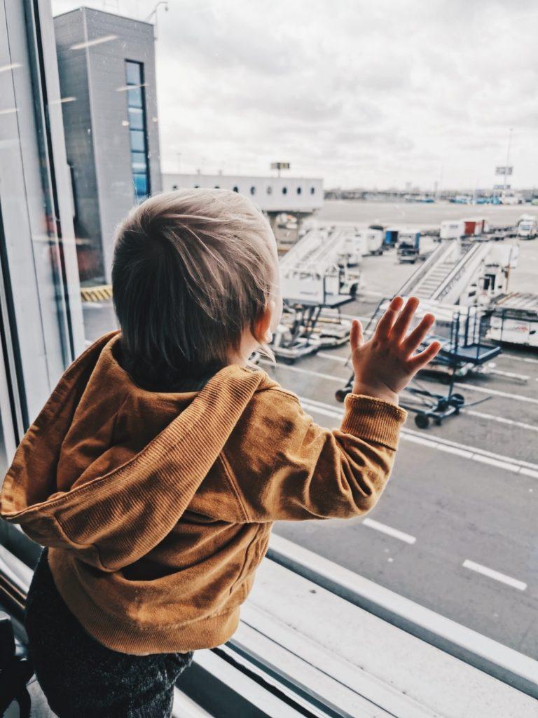 Reizen met kind naar het buitenland: ervaring en tips