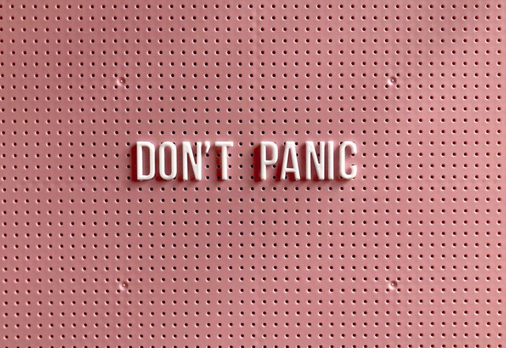 Hoe ik omga met paniek tijdens de coronacrisis