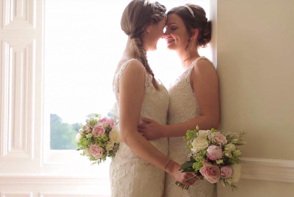10 Lesbische Bruiloften Ik Vrouw Van Jou