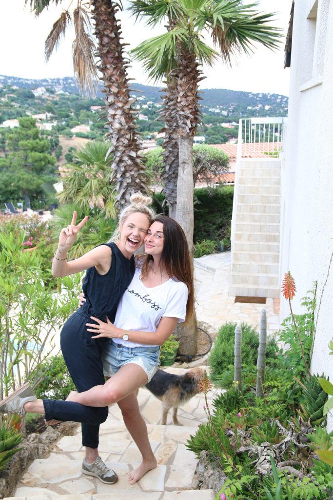villa vakantiehuis les issambres belvilla hond frankrijk