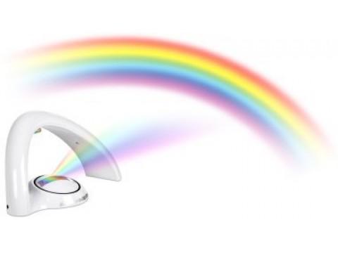 regenboog licht