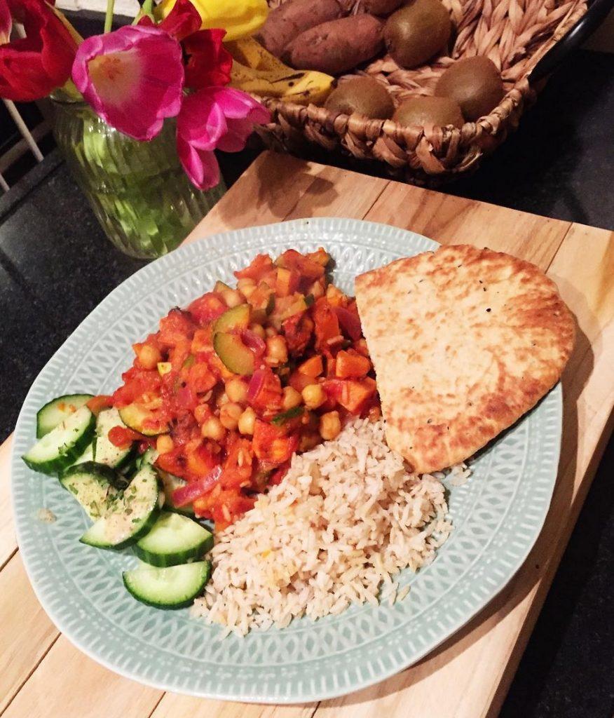 vegetarische recepten curry