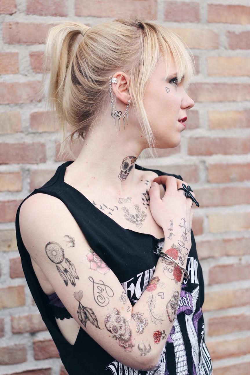 10 Redenen Om Geen Tatoeage Te Nemen Ik Vrouw Van Jou