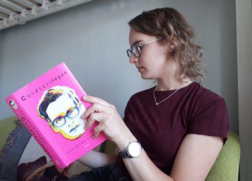 Door dit boek durfde ik mijn verhaal te delen