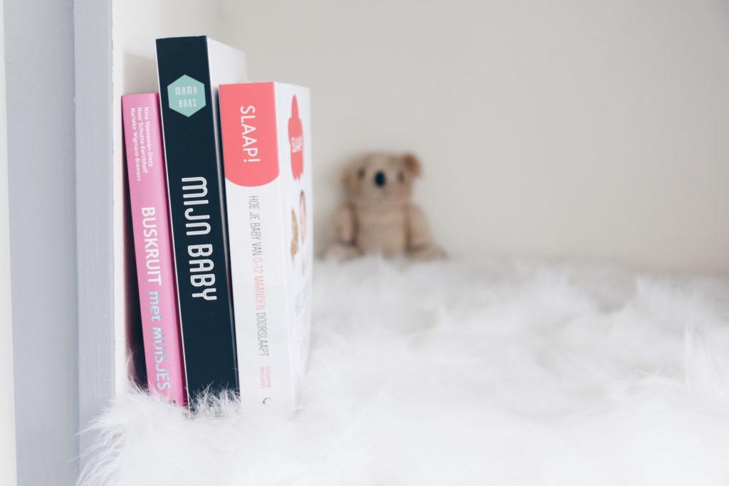 De beste boeken over zwangerschap en de baby