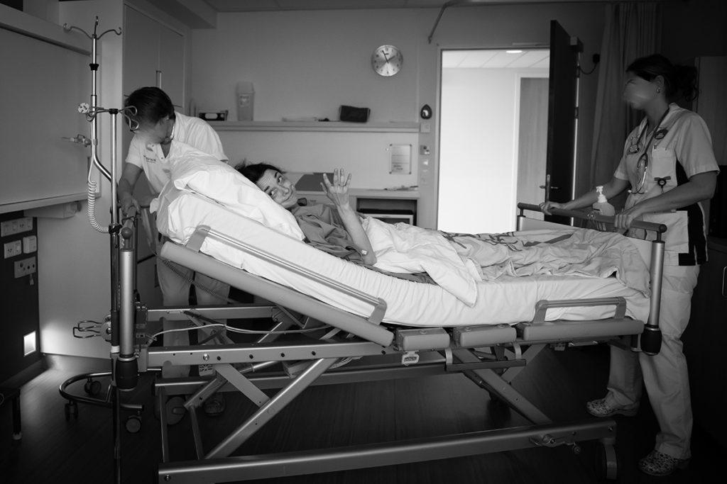 Operatie ziekenhuis st. antonius